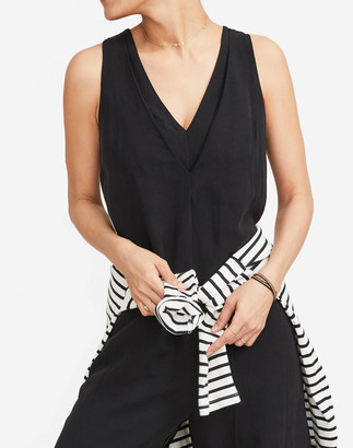 Madewell HATCH Collection Maternity Back In The Game Nursing Jumpsuit