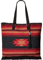 San Diego Hat Company BSB1695 Woven Albuquerque Pattern Tote
