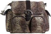 Kalencom Tiger Stripe Double Duty Diaper Bag