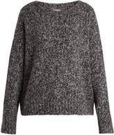 Vince Chunky wool and cashmere-blend knit sweater