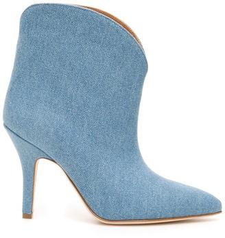 Paris Texas Denim Boots