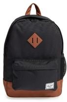 Herschel Boy's Heritage Backpack - Black