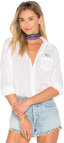 Sundry Partly Cloudy Basic Shirt
