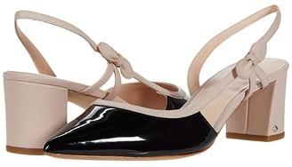Kate Spade Midge Bow (Black) Women's Shoes