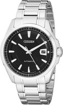 "Citizen Men's NB0040-58E ""The Signature Collection"" Grand Classic Automatic Dress Watch"