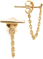 Jules Smith Designs Loren Bar Stud Earrings