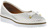 Spring Step Women's Abiah Perforated Flat