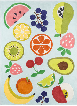 Momeni Vintage Fruit Hand-Tufted Rug