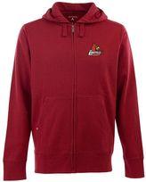 Antigua Men's Louisville Cardinals Signature Full-Zip Fleece Hoodie