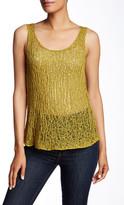 Eileen Fisher Scoop Neck Sweater Tank