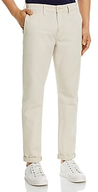 7 For All Mankind Paxtyn Skinny Fit Jeans in Khaki