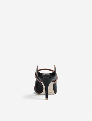 Malone Souliers Maureen leather heeled mules