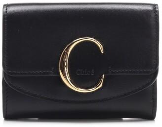 Chloé C Trifold Wallet