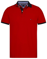 Tommy Hilfiger Slim Fit Piqué Cotton Polo Shirt