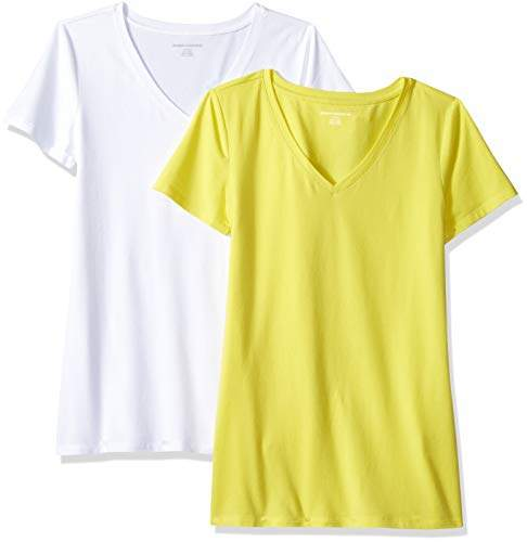83206082 Bright Yellow Tee - ShopStyle