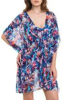 Profile By Gottex Tahiti Mesh Tunic Cover Up