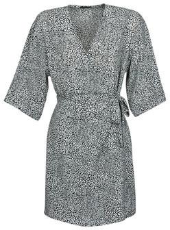 Ikks BQ30415-03 women's Dress in Grey