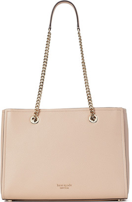 Kate Spade Large Leather Shoulder Tote Bag