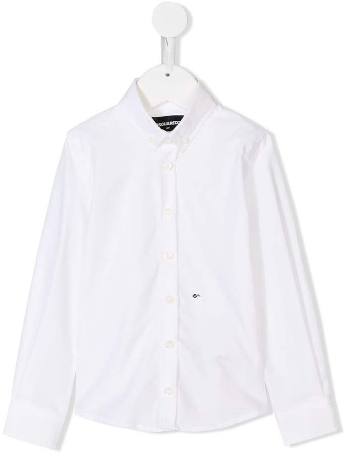DSQUARED2 classic button shirt