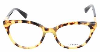 Lavin Women's Lanvin BRILLENGESTELLE VLN709 50 18 140 Optical Frames