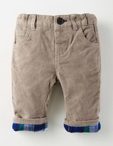 Boden Lined Cord Pants
