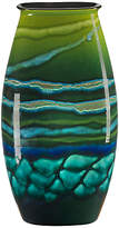 Poole Pottery Maya Manhattan Vase, H36cm