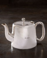 Silver-Plated Teapot from Claridge's, c. 1960