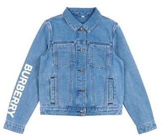 Burberry Denim outerwear