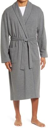 Majestic International Knit Cotton Blend Robe