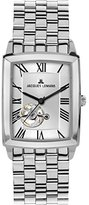 Jacques Lemans Men's 1-1610G Bienne Classic Analog with Automatic Movement Watch