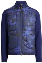 Ralph Lauren Stretch Terry Golf Jacket