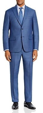 Robert Graham Birdseye Classic Fit Suit