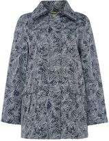 Tigi Leaf All Over Print Jacket