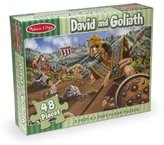Melissa & Doug David & Goliath Floor Puzzle