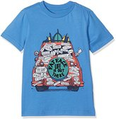 Fat Face Boy's Aloa on Tour T-Shirt