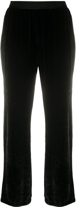Ermanno Scervino High-Rise Track Trousers