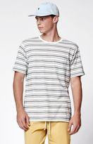 Modern Amusement Girtab Striped Pocket T-Shirt