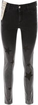 Stella McCartney Skinny Star Print Jeans