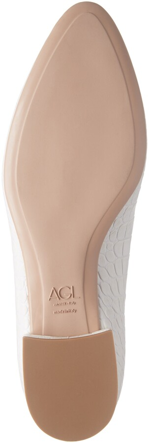 Thumbnail for your product : AGL Embossed Venetian Loafer
