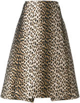 Antonio Marras leopard print skirt