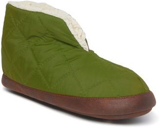 Dearfoams Women's Original Nylon Warm Up Slippers