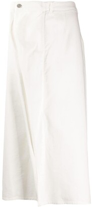 MM6 MAISON MARGIELA Inverted Pleat Skirt