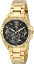 Lucien Piccard Women's LP-10052-YG-11 Eclipse Gold/ Stainless Steel Watch