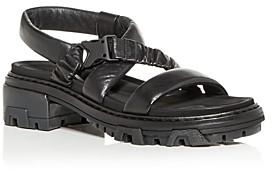 Rag & Bone Women's Shane Slingback Block Heel Sandals