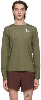 District Vision Khaki Air-Wear Long Sleeve T-Shirt