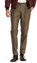 Louis Raphael Modern Fit Flat Front Trouser - 30-34\