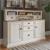 Signature Design by Ashley Sarvanny Desk Hutch