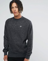Billabong Balance Raglan Crew Neck Sweat Jumper