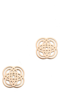 ginette_ny Purity Stud Earrings