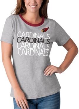 G Iii Sports G-iii Sports Women's Arizona Cardinals Undefeated T-Shirt